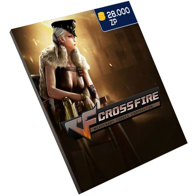 Pc Game - Crossfire 28.000 Zp Ongame