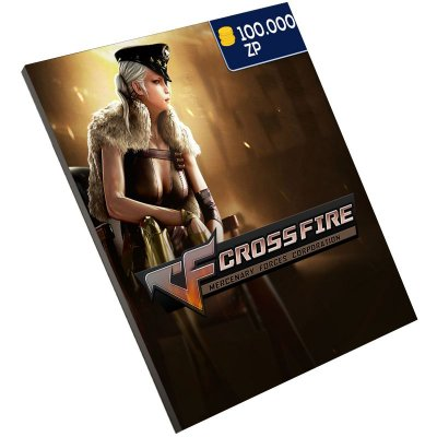 Pc Game - Crossfire 100.000 Zp Ongame