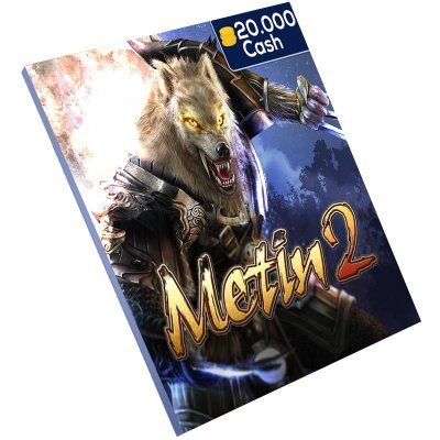 Pc Game - Metin2 20.000 Cash Ongame