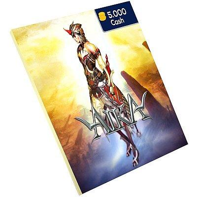 Pc Game - Aika 5.000 Cash Ongame