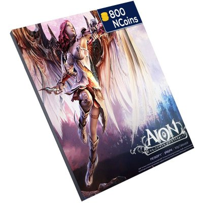 Pc Game - Aion 800 Ncoins Levelup