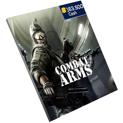 Pc Game - Combat Arms 163.500 Cash Level Up