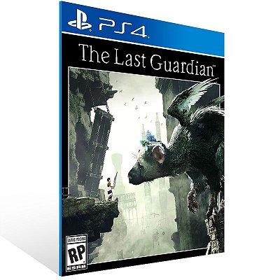 PS4 - The Last Guardian - Digital Código 12 Dígitos Brasileiro