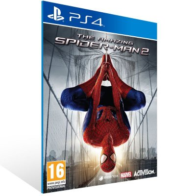 PS4 - The Amazing Spider- Man 2 Gold Edition - Digital Código 12 Dígitos US