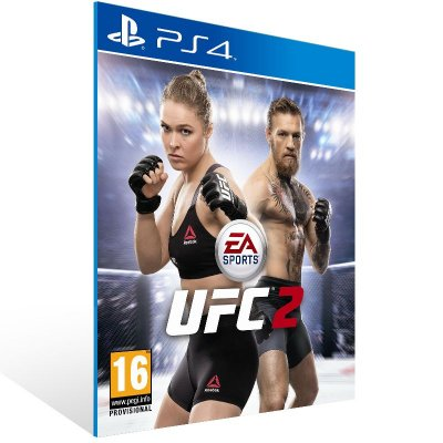 PS4 - EA SPORTS UFC 2 - Digital Código 12 Dígitos Americano