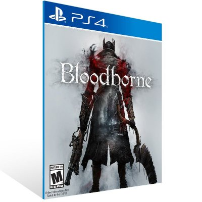 PS4 - Bloodborne - Digital Código 12 Dígitos Americano