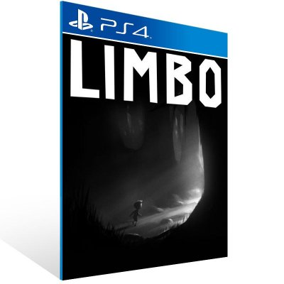 PS4 - LIMBO - Digital Código 12 Dígitos US