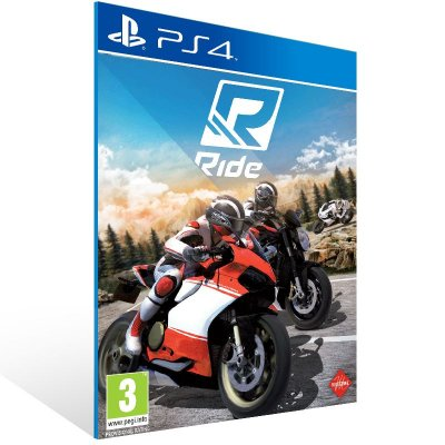 PS4 - Ride - Digital Código 12 Dígitos US