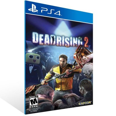 Ps4 - Dead Rising 2 - Digital Código 12 Dígitos US