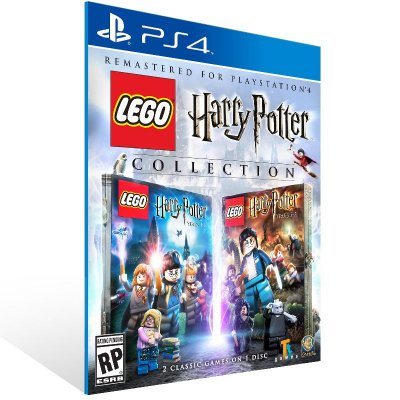 PS4 - LEGO Harry Potter Collection - Digital Código 12 Dígitos US