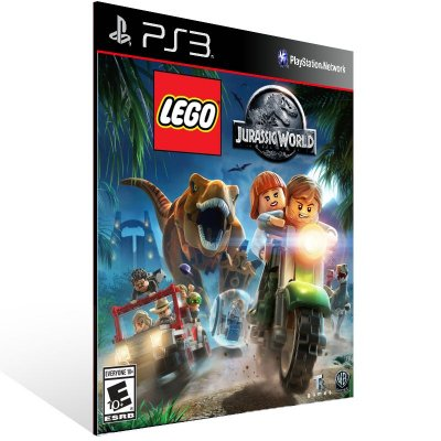 PS3 - LEGO Jurassic World Digital Código 12 Dígitos Americano