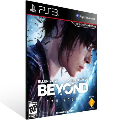 Ps3 - Beyond Two Souls - Digital Código 12 Dígitos US