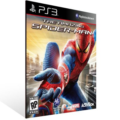 Ps3 - The Amazing Spider-Man Gold Edition - Digital Código 12 Dígitos US