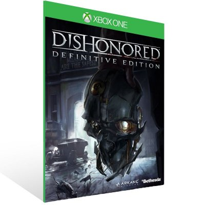 Xbox One - Dishonored Definitive Edition - Digital Código 25 Dígitos Brasileiro