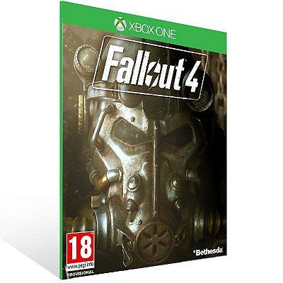 XBOX One - Fallout 4 - Digital Código 25 Dígitos  Brasileiro