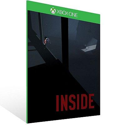 XBOX One - Inside - Digital Código 25 Dígitos  Brasileiro