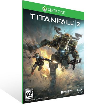 Xbox One - Titanfall 2 - Digital Código 25 Dígitos Brasileiro