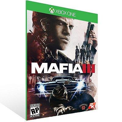 XBOX One - Mafia III - Digital Código 25 Dígitos  Brasileiro