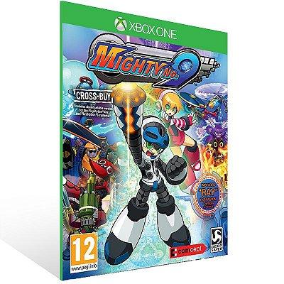 XBOX One - Mighty No. 9  - Digital Código 25 Dígitos  Brasileiro
