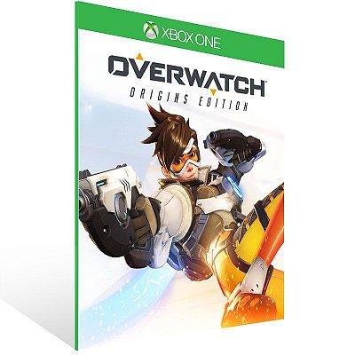 XBOX One - Overwatch Origins Edition - Digital Código 25 Dígitos  Brasileiro