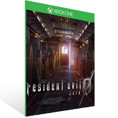 Xbox One - Resident Evil 0  - Digital Código 25 Dígitos  Brasileiro
