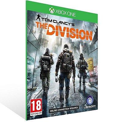 Xbox One - Tom Clancy's The Division - Digital Código 25 Dígitos Brasileiro