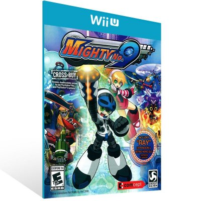Wii U - Mighty No. 9 - Digital Código 16 Dígitos US