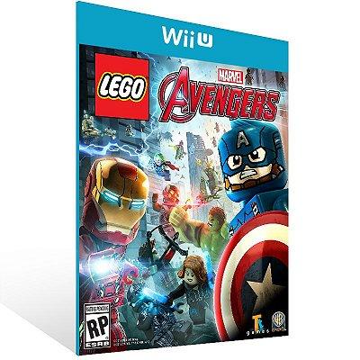 Wii U - LEGO Marvel's Avengers - Digital Código 16 Dígitos Americano