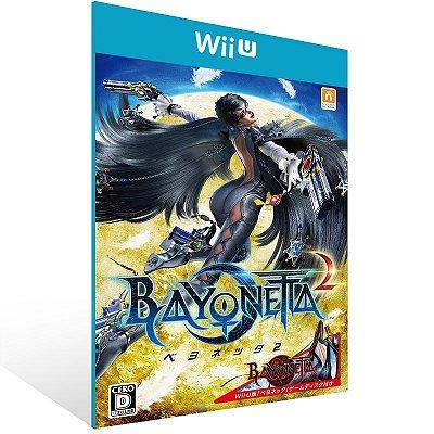 Wii U - Bayonetta 2 - Digital Código 16 Dígitos Americano