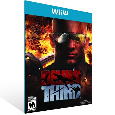 Wii U - Devil's Third - Digital Código 16 Dígitos US