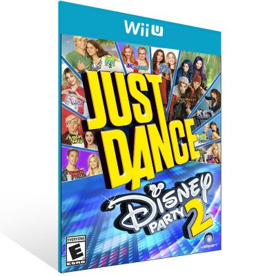 Wii U - Just Dance: Disney Party 2 - Digital Código 16 Dígitos US