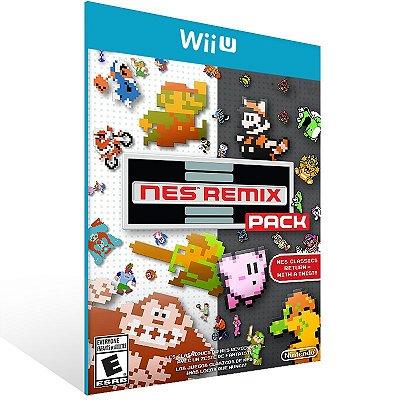 Wii U - NES Remix Pack - Digital Código 16 Dígitos Americano