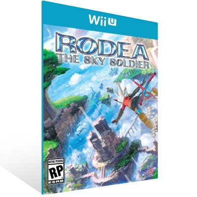 Wii U - Rodea The Sky Soldier - Digital Código 16 Dígitos Americano