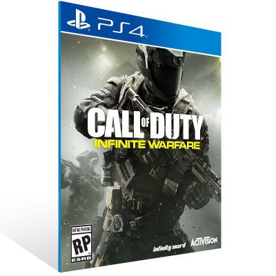 PS4 - Call of Duty: Infinite Warfare - Digital Código 12 Dígitos Americano