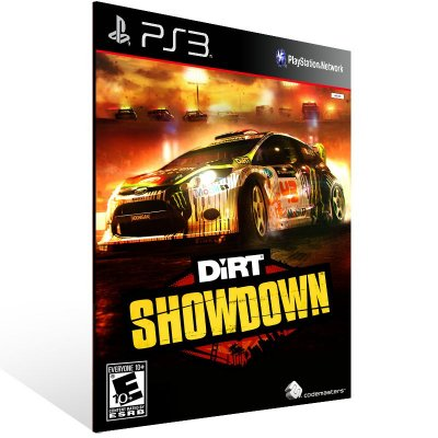 PS3 - The Ultimate Dirt Showdown Collection - Digital Código 12 Dígitos Americano