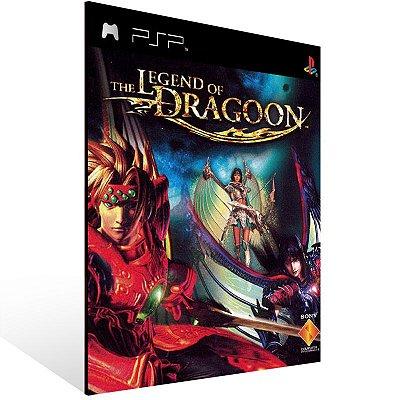 PSP - Legend Of Dragoon (PSOne Classic) - Digital Código 12 Dígitos US