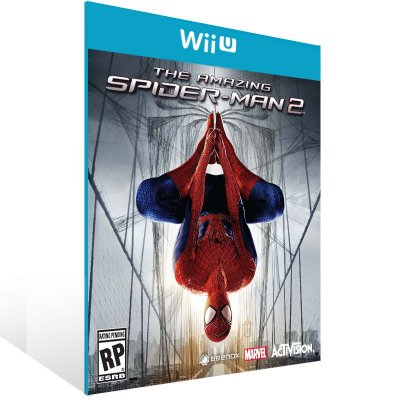 Wii U - The Amazing Spider-Man 2 - Digital Código 16 Dígitos US