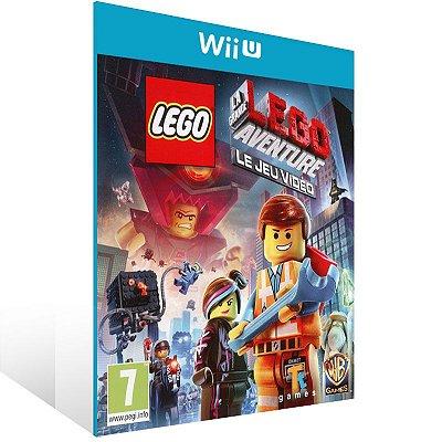 Wii U - The LEGO Movie Videogame - Digital Código 16 Dígitos US