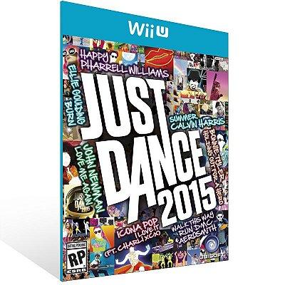 Wii U - Just Dance 2015 - Digital Código 16 Dígitos Americano