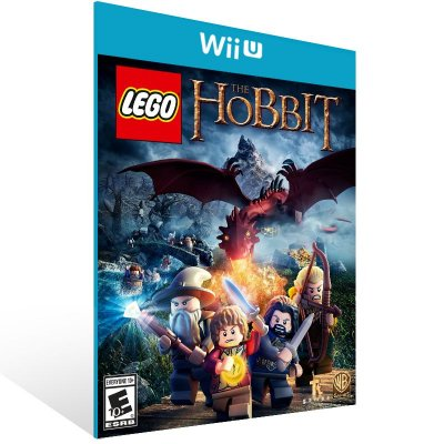 Wii U - LEGO The Hobbit - Digital Código 16 Dígitos US