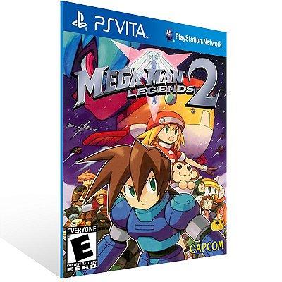 Ps Vita - Mega Man Legends 2 (PSOne Classic) - Digital Código 12 Dígitos US