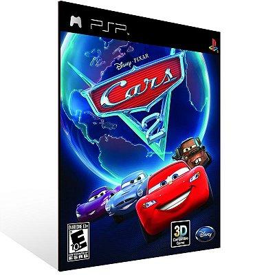 PSP - Cars 2 The Video Game  - Digital Código 12 Dígitos US