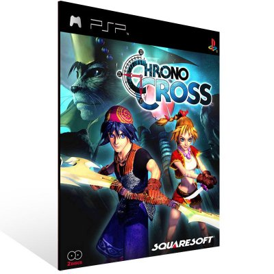 Psp - CHRONO CROSS (PSOne Classic) - Digital Código 12 Dígitos US