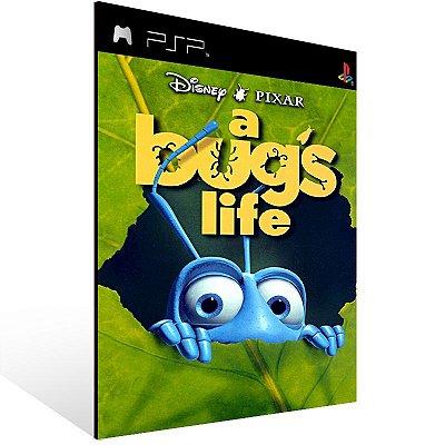 Psp - Disney Pixar A Bug's Life (PSOne Classic) - Digital Código 12 Dígitos US