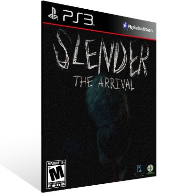 PS3 - Slender: The Arrival - Digital Código 12 Dígitos Americano