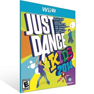 Wii U - Just Dance Kids 2014 - Digital Código 16 Dígitos Americano