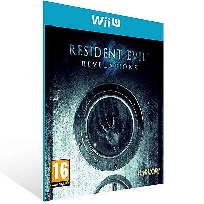 Wii U - Resident Evil Revelations - Digital Código 16 Dígitos US
