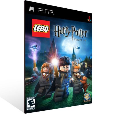 PSP - LEGO Harry Potter: Years 1-4 - Digital Código 12 Dígitos US
