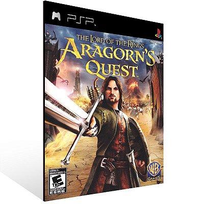 PSP - The Lord of the Rings: Aragorn's Quest - Digital Código 12 Dígitos US