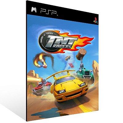PSP - TNT Racers - Digital Código 12 Dígitos US